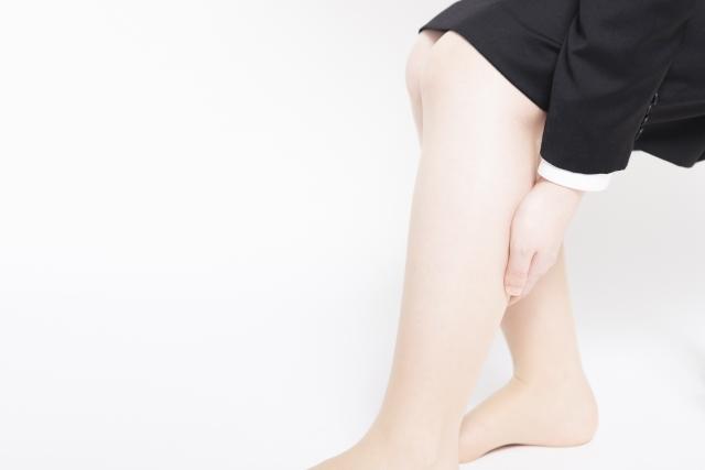 グラマラスパッツ 足のむくみ
